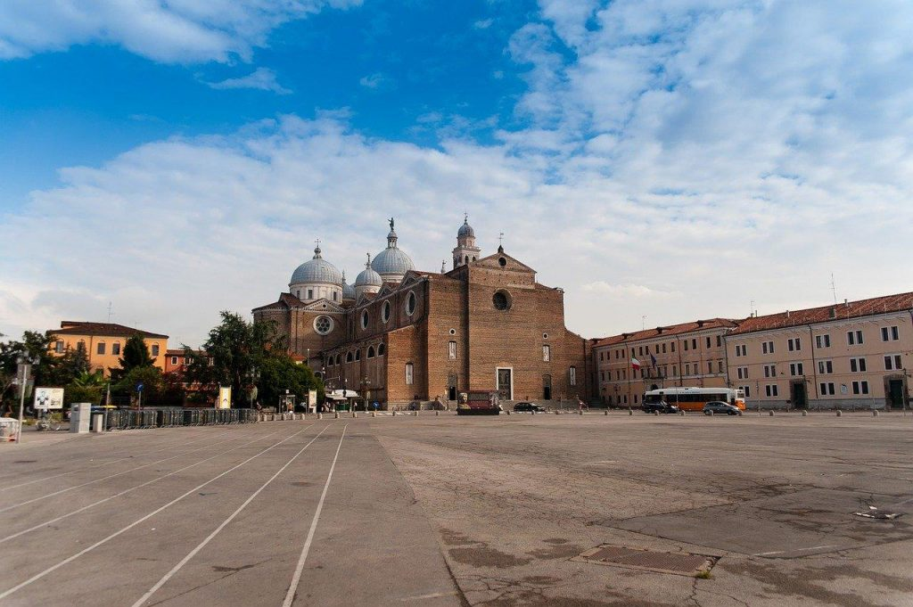 Padova in quarantena